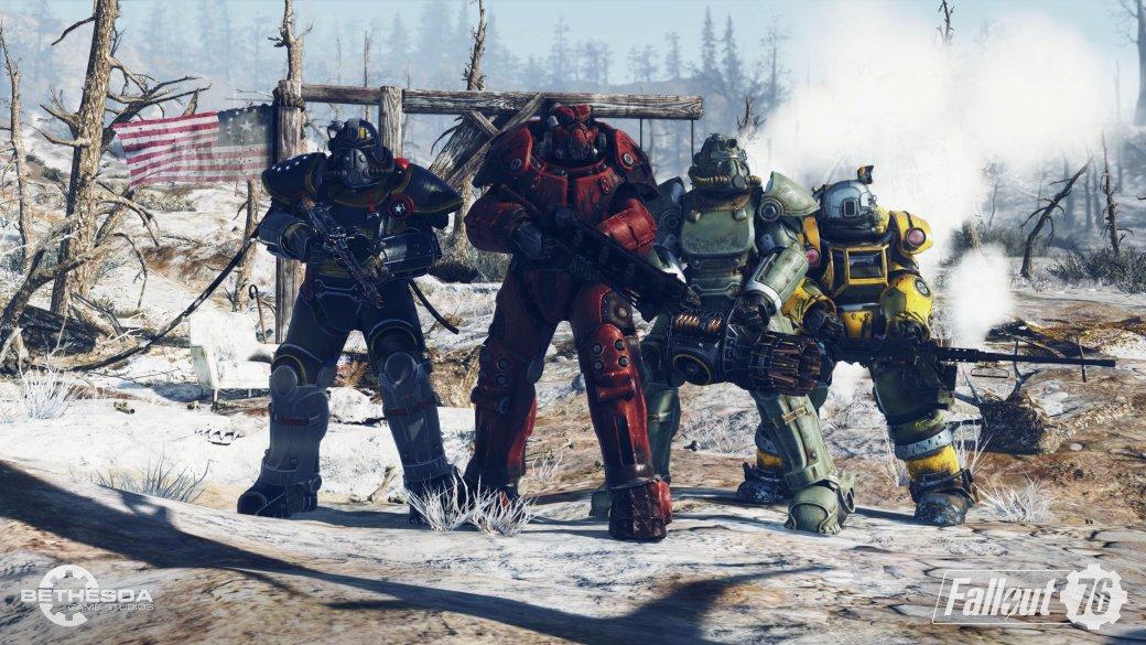 Fallout 76 изначально была мультиплеером Fallout 4. Подробности игры издокументалки оеесоздании | Канобу - Изображение 9716