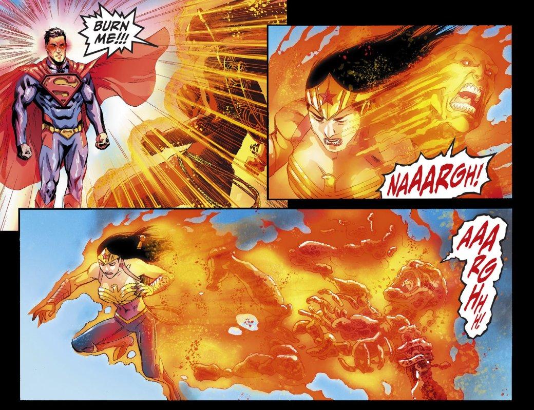 Что происходило во вселенной Injustice до событий первой игры. Часть 1 | Канобу - Изображение 12535