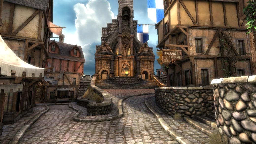 На что способен ваш iPhone: эволюция мобильных игр на Unreal Engine | Канобу - Изображение 8796
