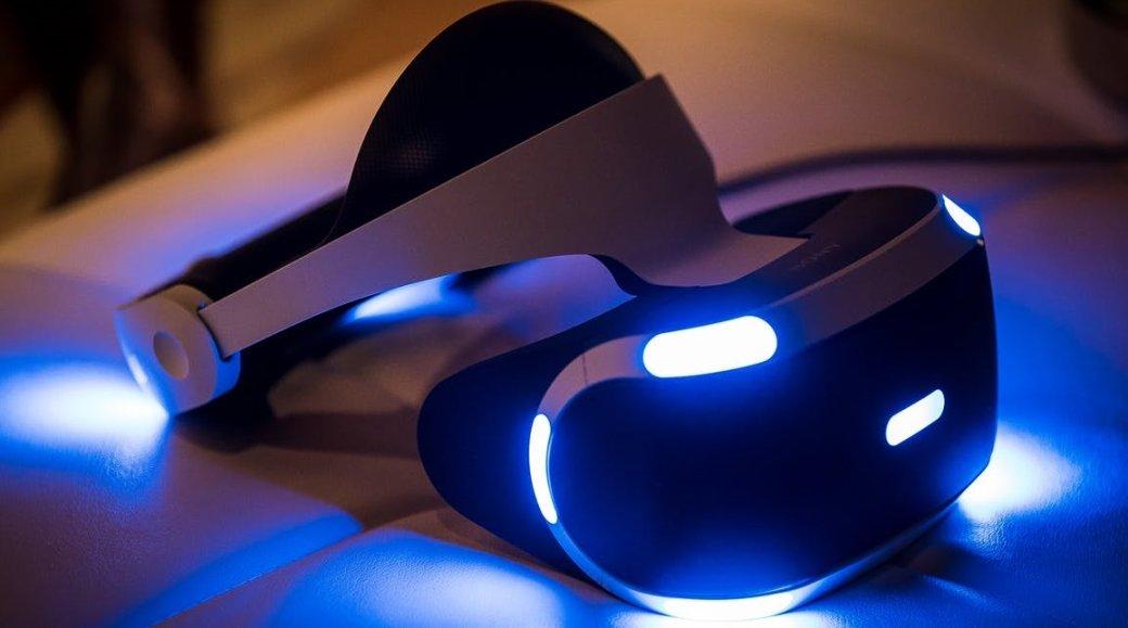 Sony работает над революционной беспроводной VR-гарнитурой для PlayStation 5