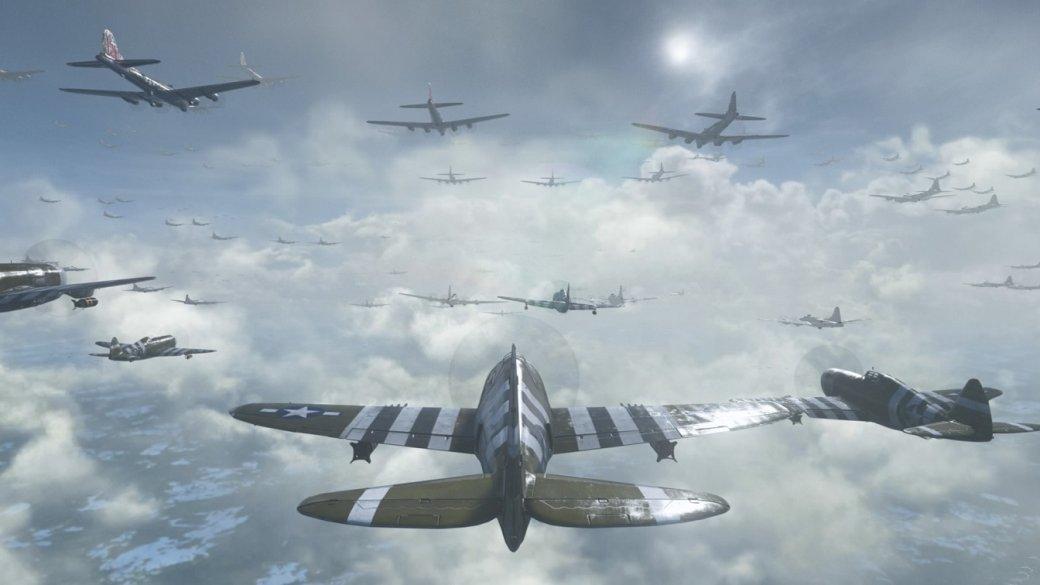 Суть. Call ofDuty: WWII переборщила с«возвращением ккорням» | Канобу - Изображение 3