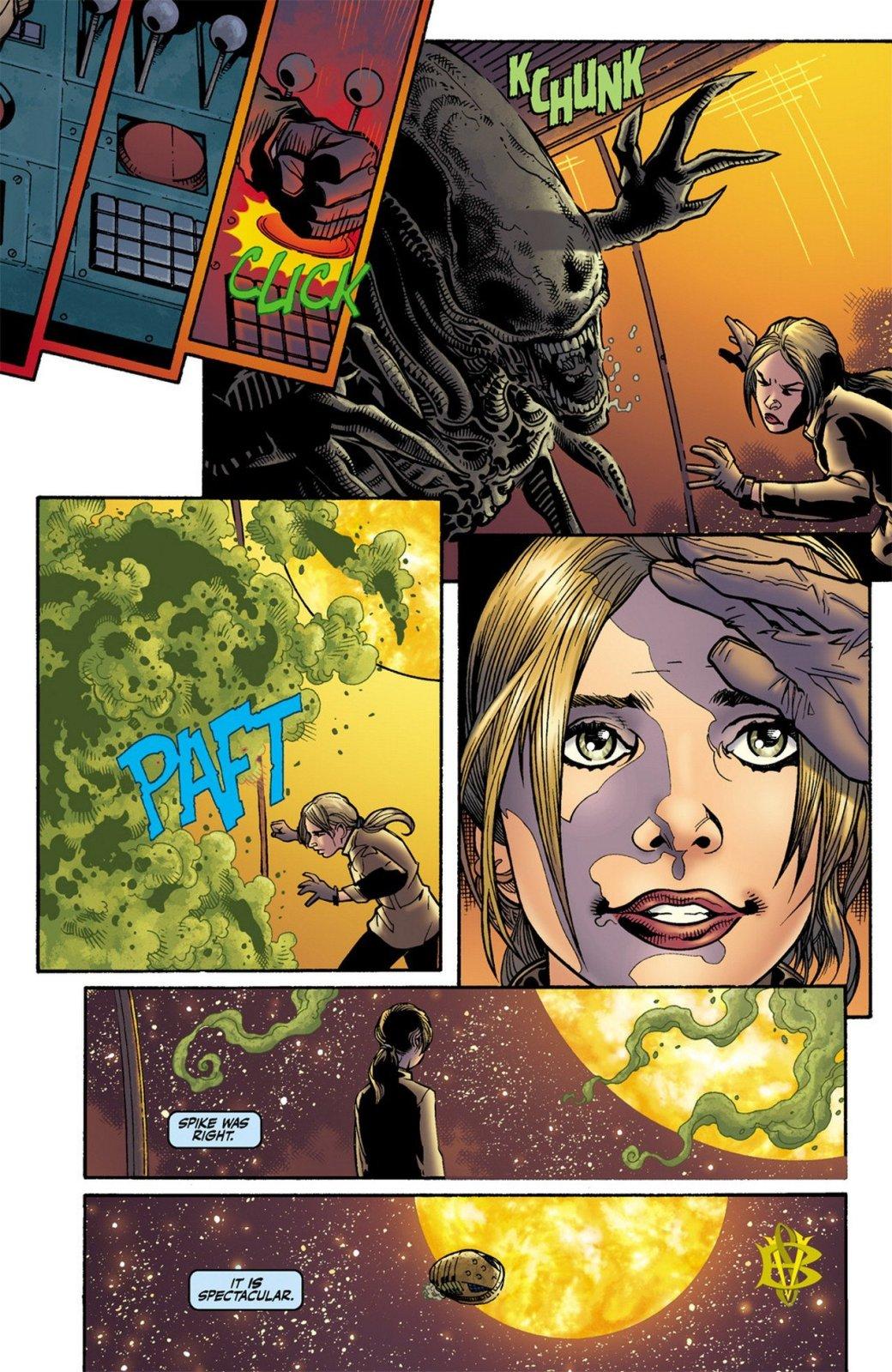 Бэтмен против Чужого?! Безумные комикс-кроссоверы сксеноморфами | Канобу - Изображение 33