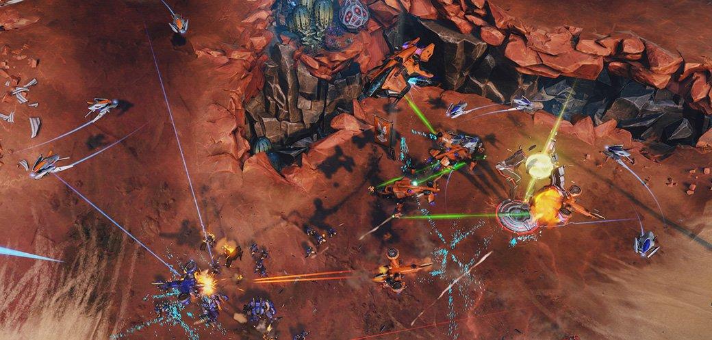 4 часа с Halo Wars 2 | Канобу - Изображение 6354