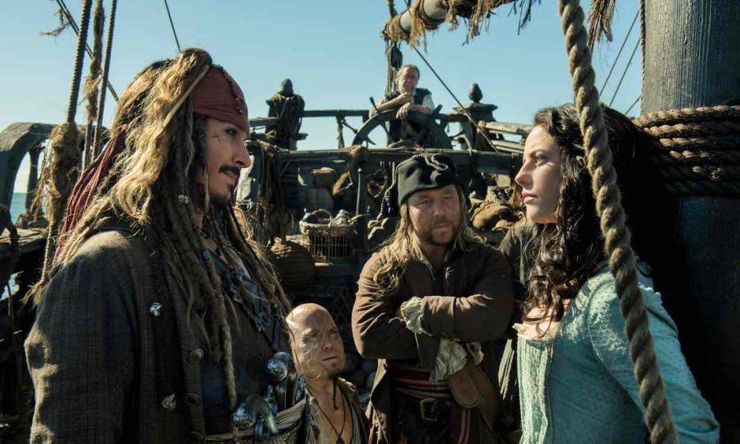 «Скуби Ду» на море! Критики протащили пятых «Пиратов» под килем | Канобу - Изображение 4
