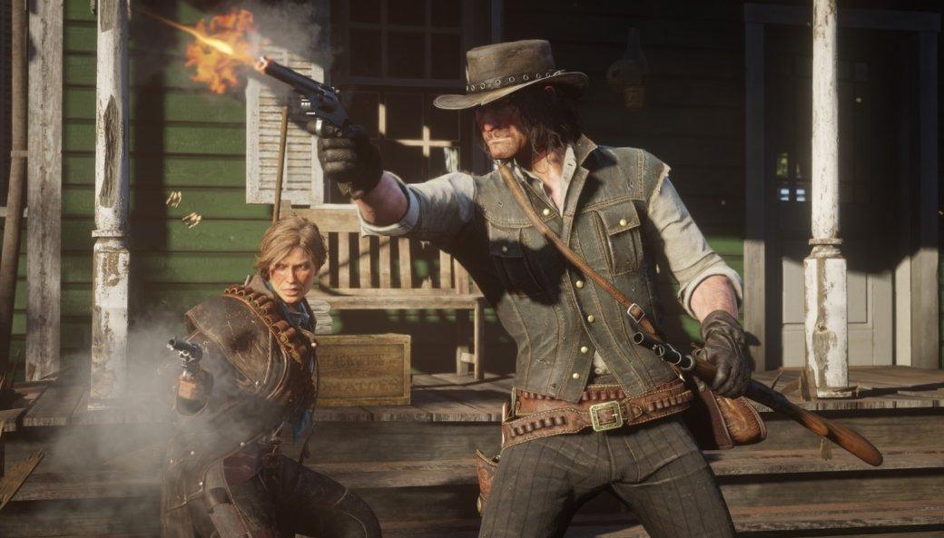 Хаб поRed Dead Redemption 2— обзор Red Dead Redemption 2, гайды по Red Dead Redemption 2 | Канобу - Изображение 44