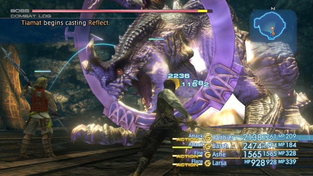 Рецензия на Final Fantasy XII: The Zodiac Age. Обзор игры - Изображение 8