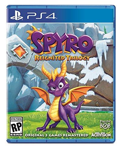 Массовая утечка по ремейкам Spyro Reignited Trilogy: скриншоты, бокс-арт и дата релиза. - Изображение 2