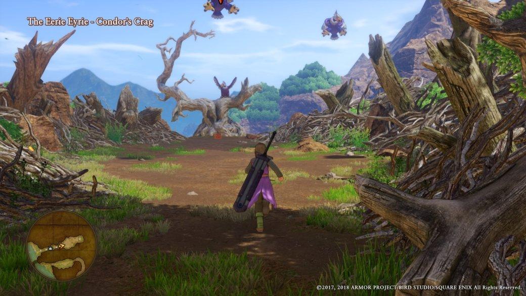 50 невероятно красочных скриншотов Dragon Quest XI | Канобу - Изображение 11538