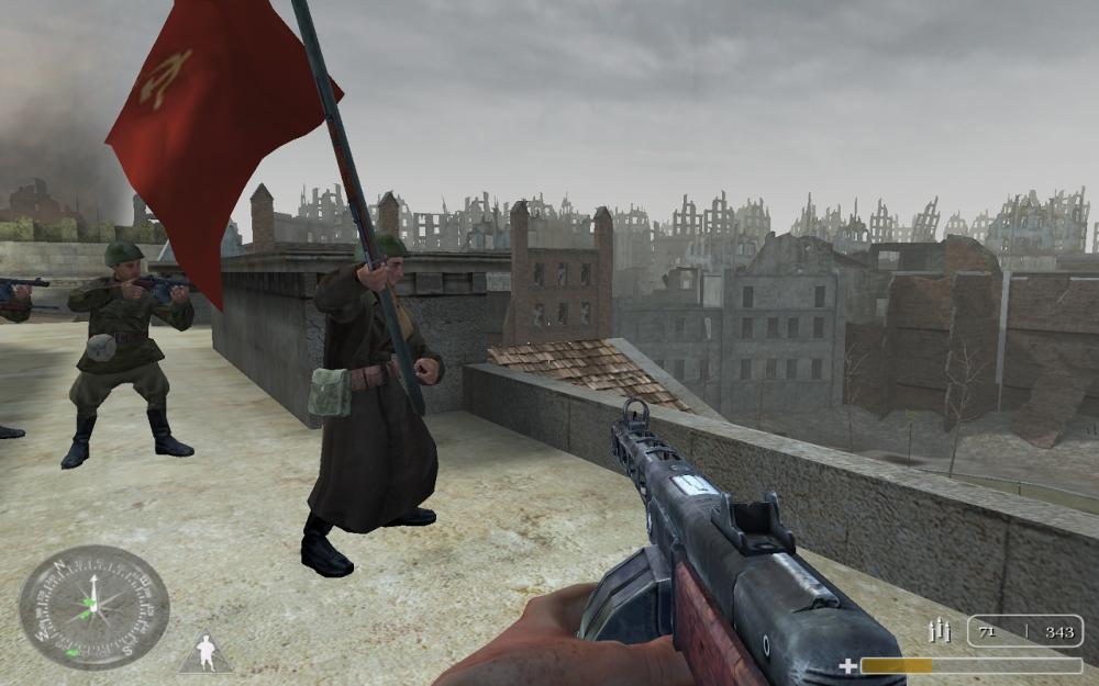 Call of Duty. Серёжкино мнение. | Канобу - Изображение 1