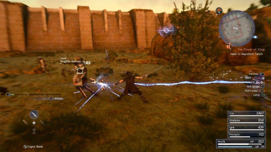 Превью Final Fantasy XV | Канобу - Изображение 2336