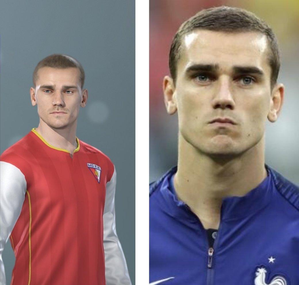 Сравнение лучших футболистов и их виртуальных версий из PES 2019. - Изображение 10
