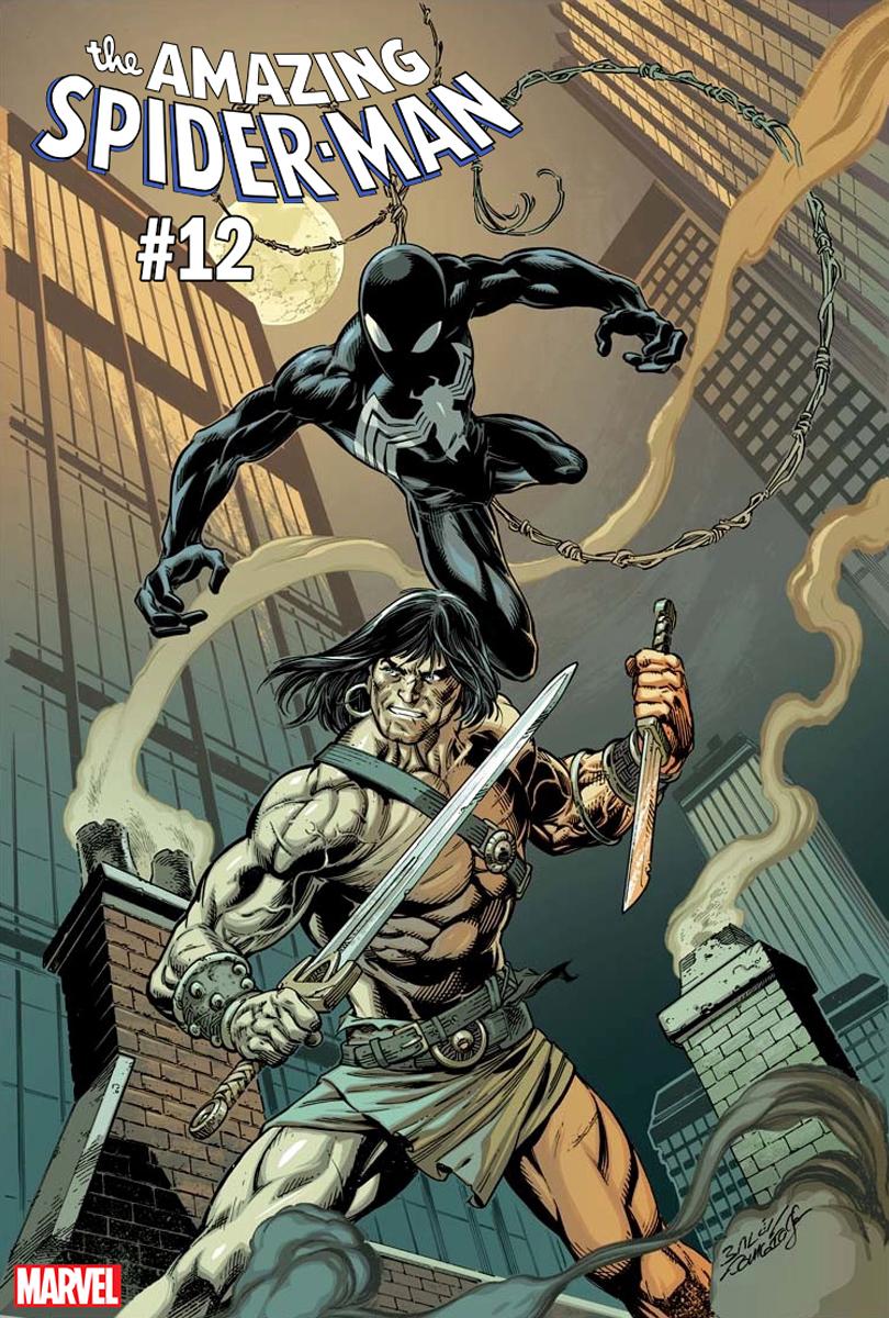Конан-Варвар сразился ссупергероями Marvel, нолишь навариативных обложках | Канобу - Изображение 4351