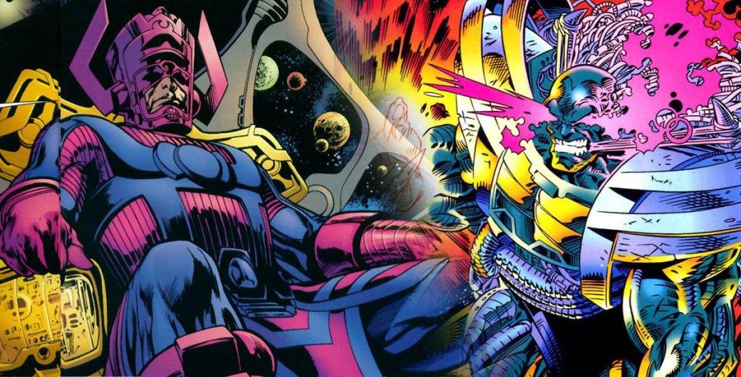 Слух: в киновселенной Marvel появятся Галактус и Тиран | Канобу - Изображение 1