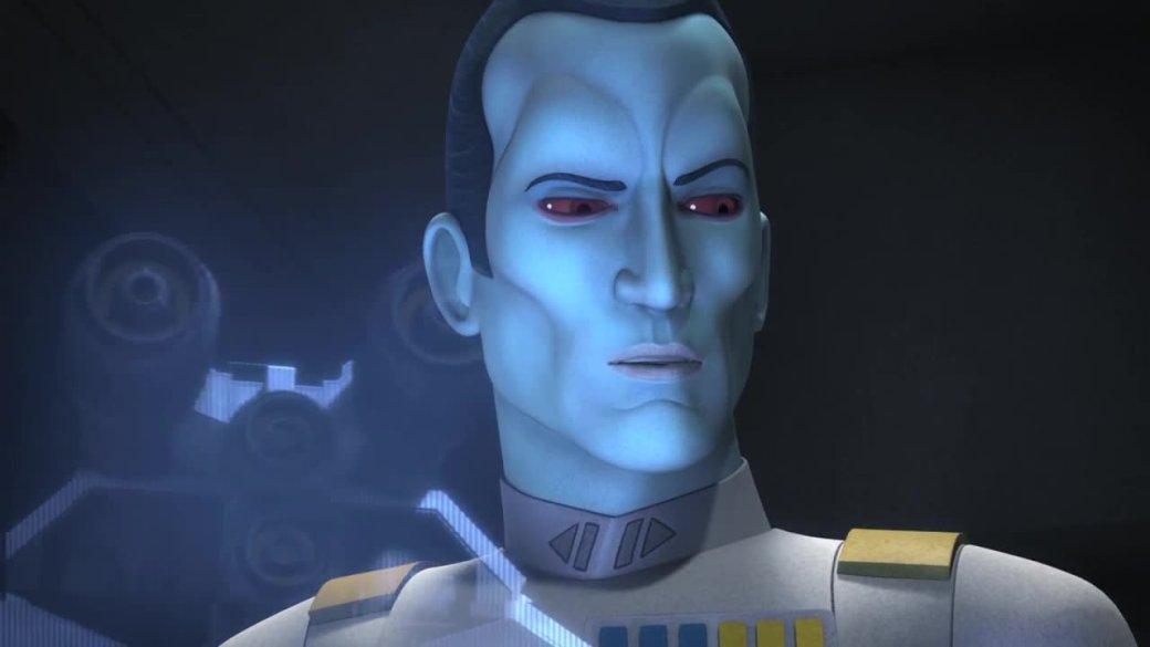 Герои Империи вновом каноне «Звездных Войн» | Канобу - Изображение 6774