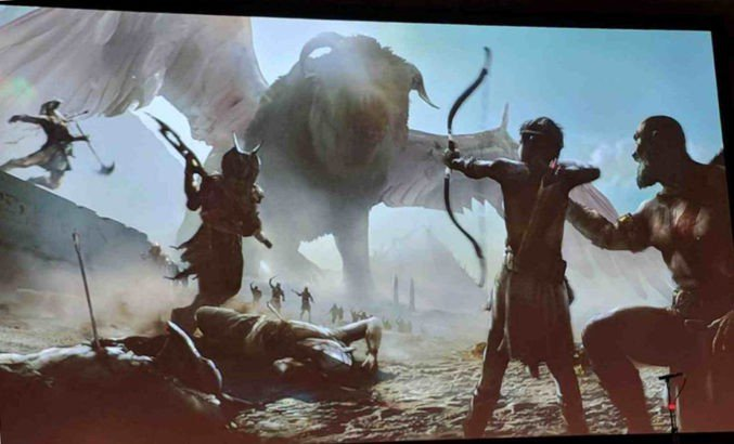 Создатели новой God of War выбирали между четырьмя мифологиями — в их числе была даже индуистская! . - Изображение 2