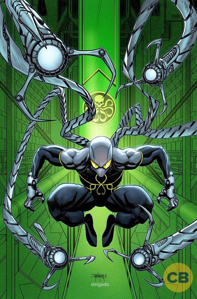 Marvel представила тайную обложку с Человеком-пауком – союзником Гидры | Канобу - Изображение 11821