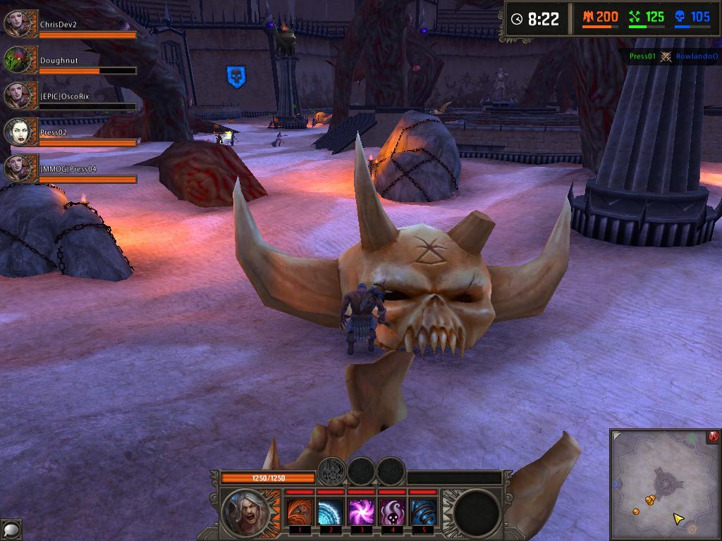 Свалка героев: впечатления от Warhammer Online: Wrath of Heroes | Канобу - Изображение 1