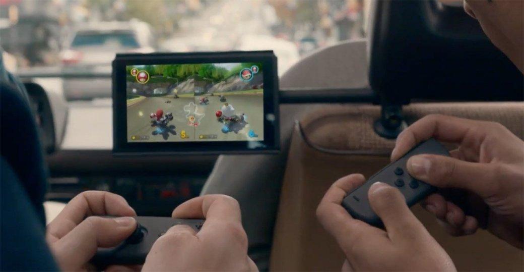 Круглый стол. Что редакция «Канобу» думает о Nintendo Switch   Канобу - Изображение 10218