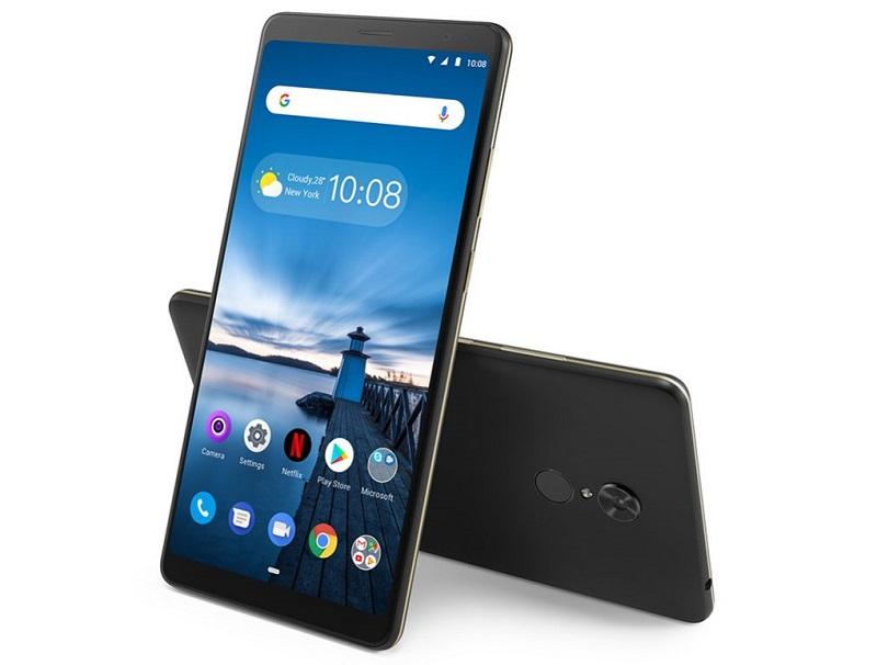 Lenovo показала бюджетный планшетофон Lenovo Tab V7  | Канобу - Изображение 2