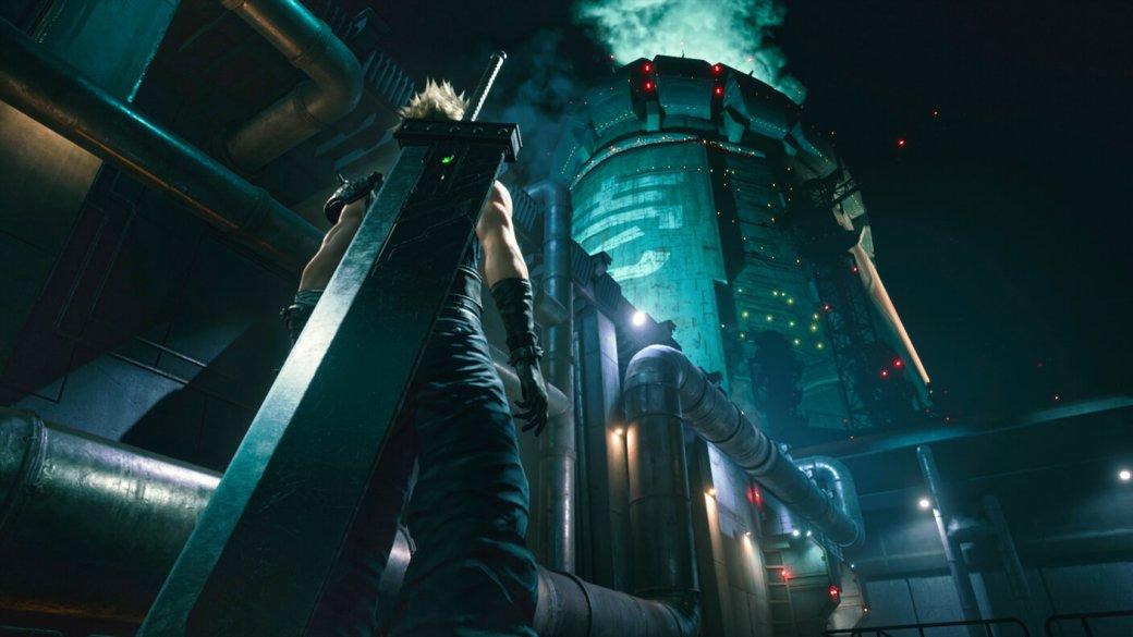 Все, что надо знать оFinal Fantasy VII Remake дорелиза: сюжет, боевая система идата выхода   Канобу