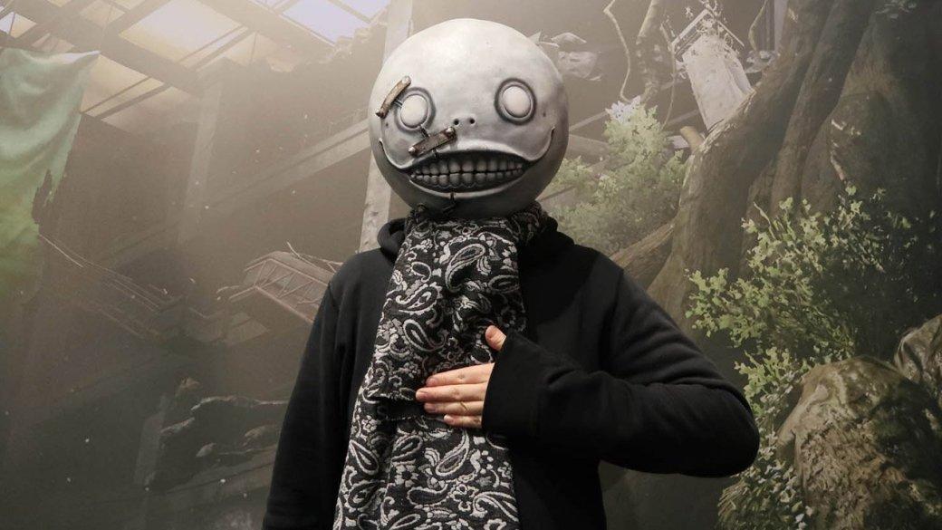 Режиссер Nier: Automata Таро Ёко рассказал о своей карьере и планах | Канобу - Изображение 13338