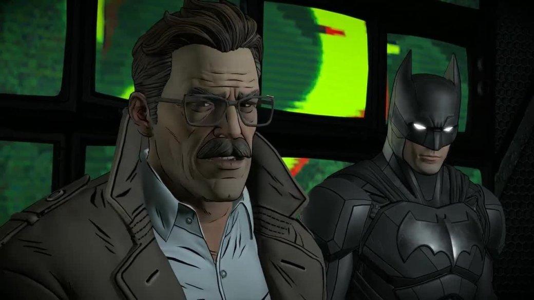 Суть. Рецензия напервый эпизод Batman: The Enemy Within водин абзац | Канобу - Изображение 6445