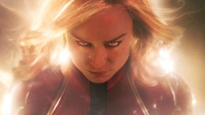 «Принесите ейТаноса!»: как Интернет отреагировал напервый трейлер Капитана Марвел | Канобу - Изображение 11380