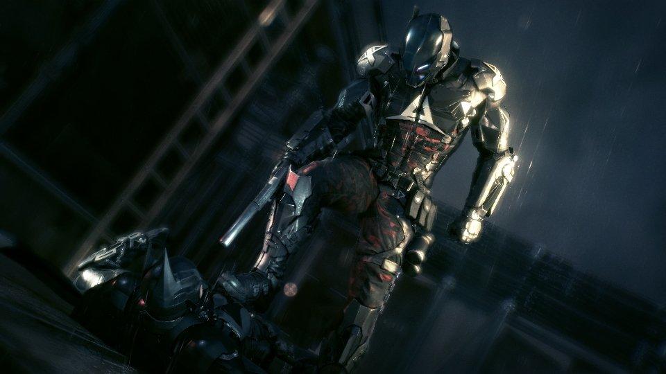 «Бэтмобиль — как стальной шар»: впечатления от Batman: Arkham Knight  | Канобу - Изображение 1