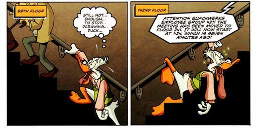 Комиксы: Darkwing Duck   Канобу - Изображение 2909
