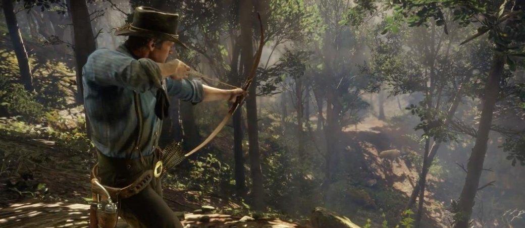 Разбор трейлера Red Dead Redemption2. Все, что вымогли пропустить | Канобу - Изображение 2173