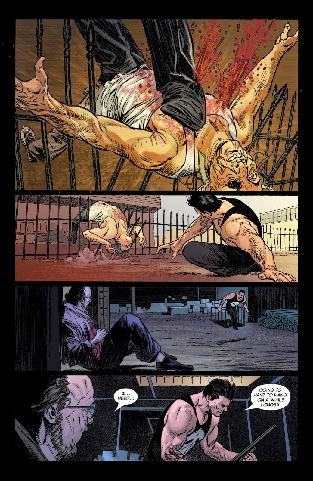 10 самых жестоких убийств Карателя. - Изображение 4