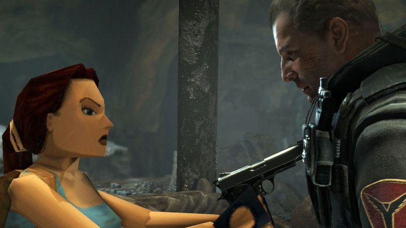 Rise of the Tomb Raider позволит выбирать качество графики на PS4 Pro   Канобу - Изображение 2543