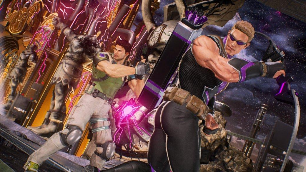 Рецензия на Marvel vs. Capcom: Infinite. Обзор игры - Изображение 2