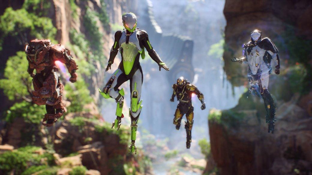 Гимн всем икаждому: BioWare позволит попробовать кусочек Anthem вдемоверсии | Канобу - Изображение 0