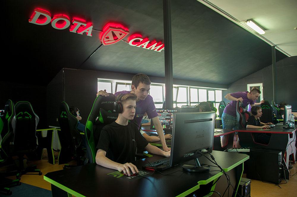Детский киберспортивный лагерь по Dota 2 и CS:GO, где лучшие игроки смены получают Iphone. - Изображение 7