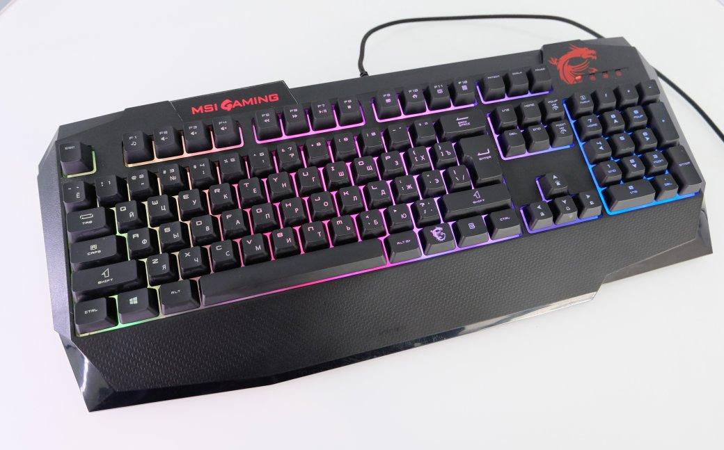 Полный набор: обзор комплекта клавиатура + мышь MSI Vigor GK40 игарнитуры GH60   Канобу - Изображение 195