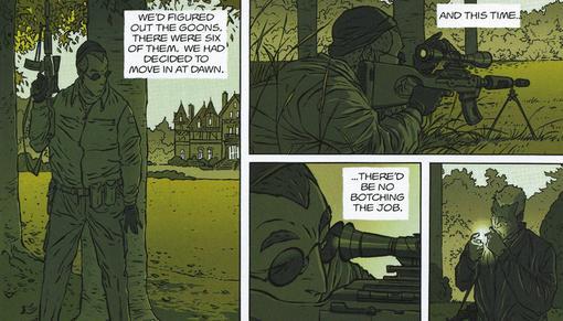 Комиксы: The Killer | Канобу - Изображение 4