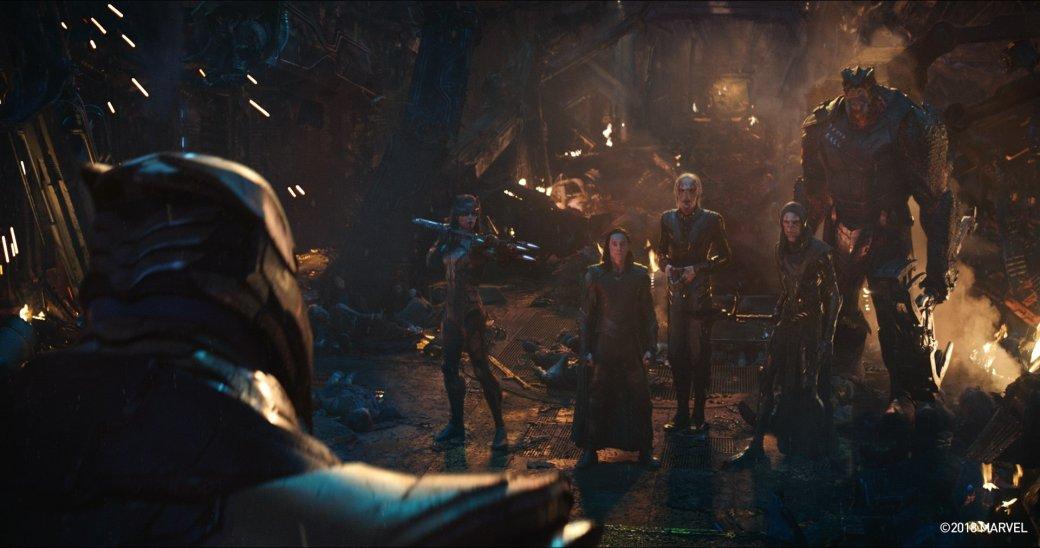 100 неудобных вопросов кфильму «Мстители: Война Бесконечности» | Канобу - Изображение 3