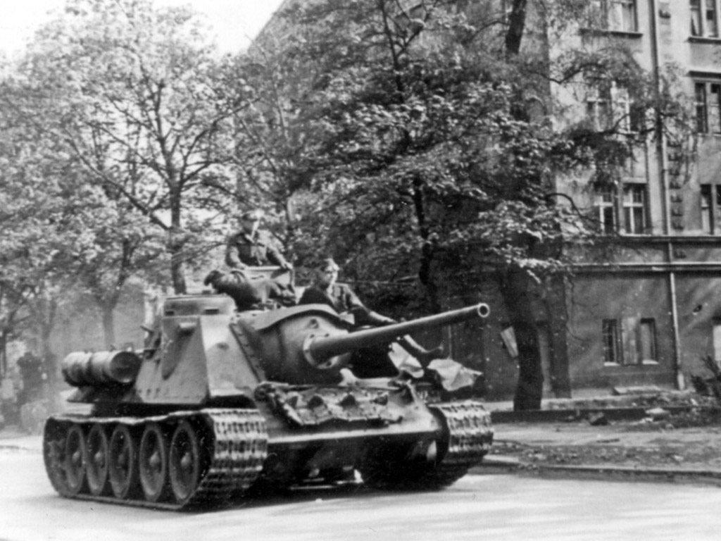 Танки и самоходные установки из World of Tanks, принимавшие участие в битве за Берлин | Канобу - Изображение 7