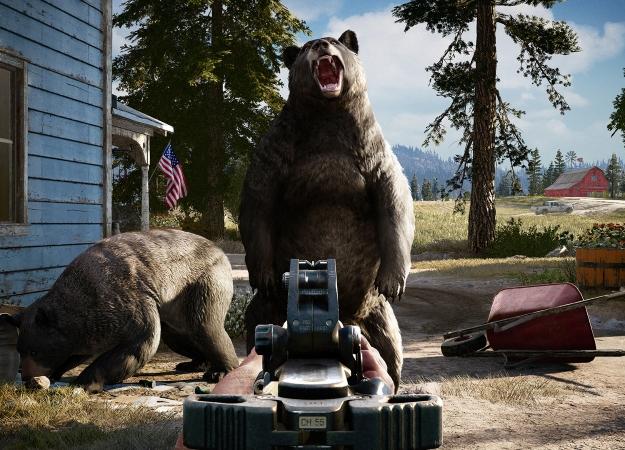 Прохождение одиночной кампании Far Cry 5 займет примерно 25 часов (или больше). - Изображение 1