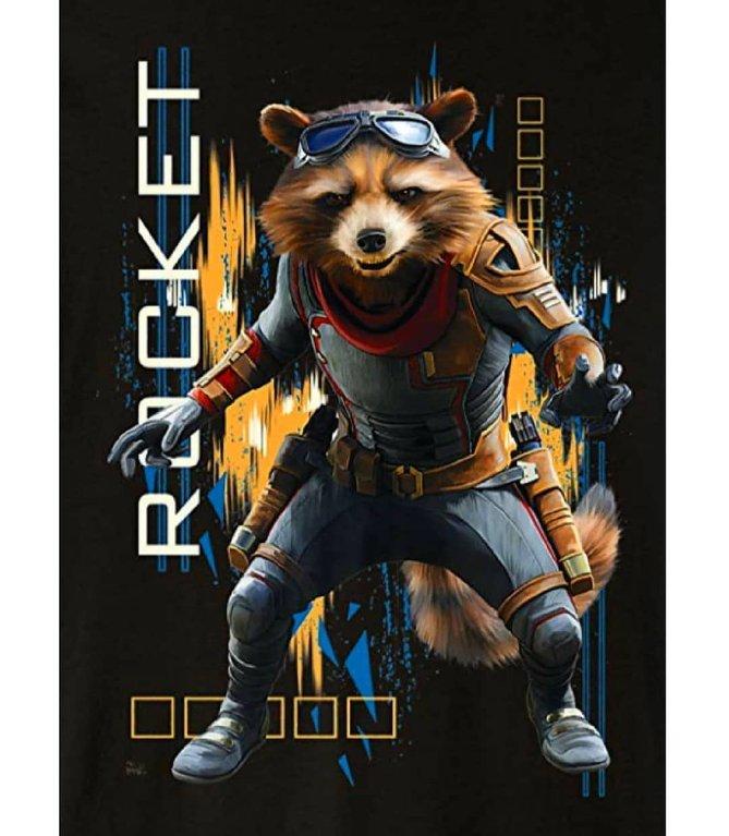 Свежий промо-арт дает получше взглянуть нановый костюм Ракеты из«Мстителей: Финал» | Канобу - Изображение 2