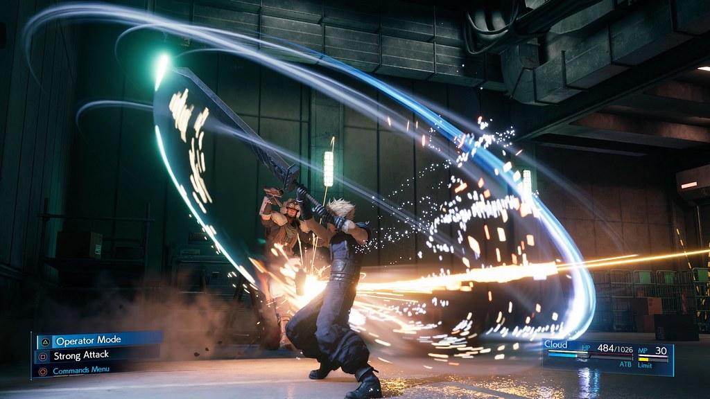 Final Fantasy VII Remake выглядит абсолютно прекрасно нановых скриншотах игры | Канобу - Изображение 11196