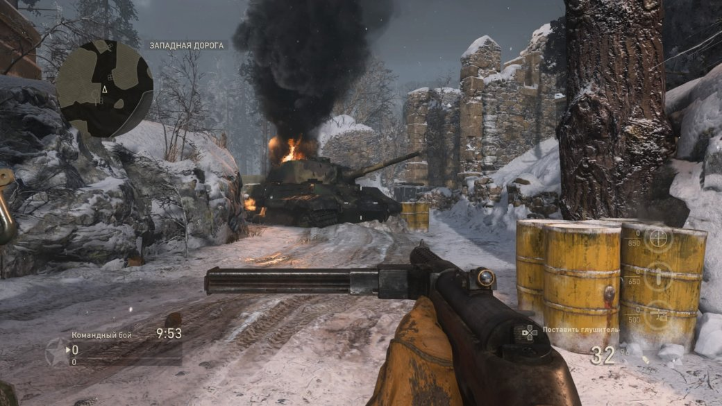 Рецензия на Call of Duty: WWII. Обзор игры - Изображение 15