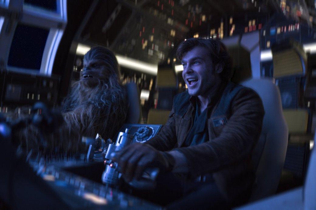Рецензия на«Хана Соло: Звездные Войны. Истории» | Канобу - Изображение 6020