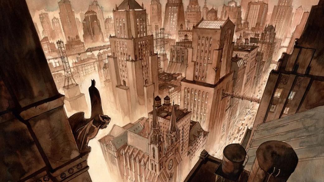 ИзТемного рыцаря вМрачного Прекрасного принца: необычный взгляд наконфликт Бэтмена иДжокера | Канобу
