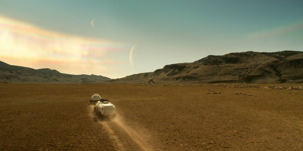 Рецензия на 1 сезон Lost in Space («Затерянные в космосе»). - Изображение 2