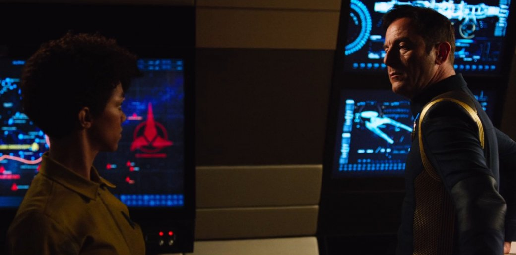Суть. Коротко о 3 серии 1 сезона «Звездный путь: Дискавери»  | Канобу - Изображение 1