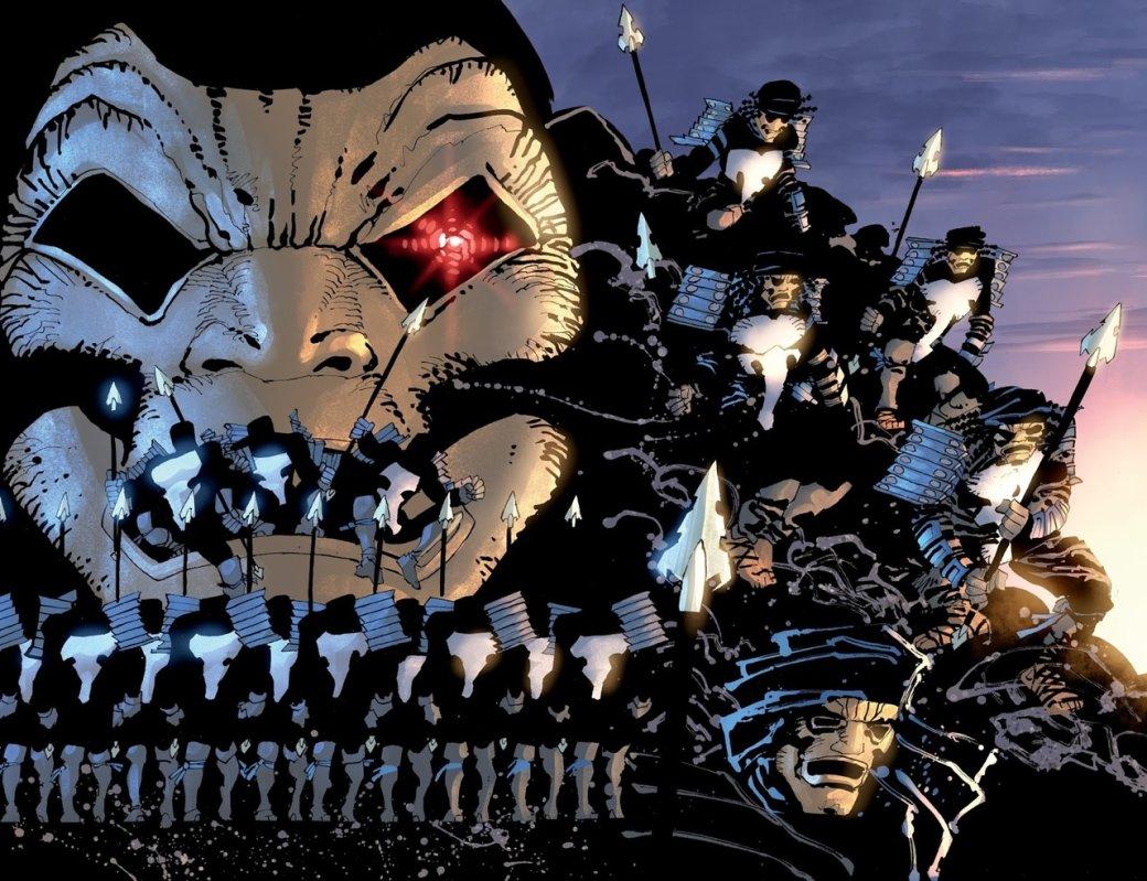 Что нетак с«Ксерксом» Фрэнка Миллера— сомнительным приквелом к«300 спартанцев» | Канобу - Изображение 9653