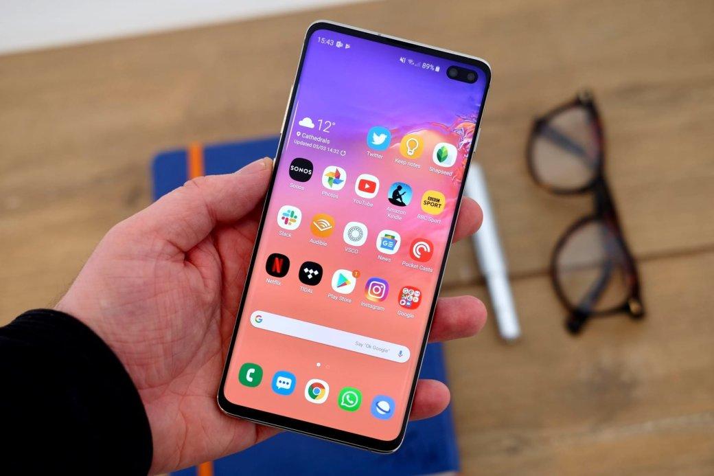 Эти 46 смартфонов ипланшетов Samsung получат One UI4.0 набазе Android12 | Канобу - Изображение 13647