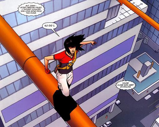 Комиксы: Mirror's Edge | Канобу - Изображение 7275